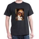 Queen / Collie (tri) Dark T-Shirt