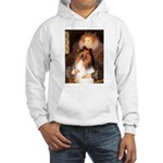 Queen / Collie (tri) Hooded Sweatshirt
