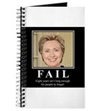 Hillary FAIL Journal