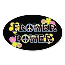 Flower Power Stickers