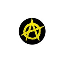 Anarchist Mini Button (100 pack)