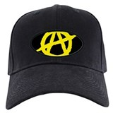 Anarchist Baseball Hat