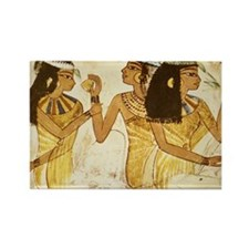 Cute Egypt Rectangle Magnet (10 pack)