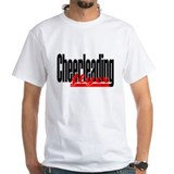 (Red) Cheerleading Flyer Shirt