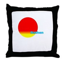 Nathen Throw Pillow