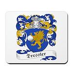 Dressler Family Crest Mousepad