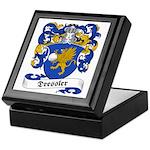 Dressler Family Crest Keepsake Box