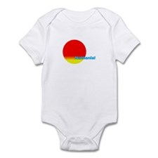 Nathanial Infant Bodysuit