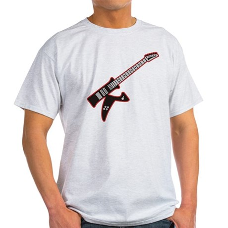 Electric Guitar K Custom Initial Light T-Shirt