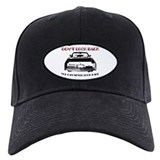 Deadhead Sticker Cadillac Baseball Hat