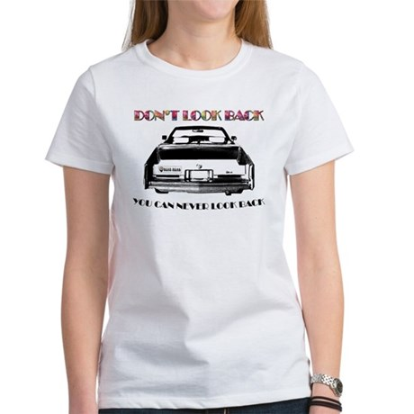 Deadhead Sticker Cadillac Women's T-Shirt