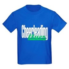 (green) Cheerleading Flyer T