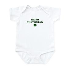 Custodian Infant Bodysuit