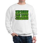 Irish Car Bomb Champion Shamrock Sweatshirt