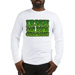 Irish Car Bomb Champion Shamrock Long Sleeve T-Shi