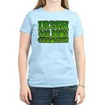 Irish Car Bomb Champion Shamrock Women's Light T-S