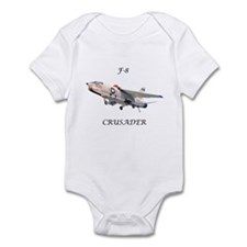 F-8 Crusader Infant Bodysuit