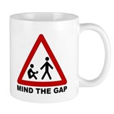 Mind the Gap Small Mugs -- Class