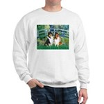 Bridge / Two Collies Sweatshirt