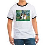 Bridge / Two Collies Ringer T