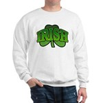 Irish Shamrock Shamrock Sweatshirt