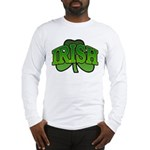 Irish Shamrock Shamrock Long Sleeve T-Shirt