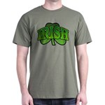 Irish Shamrock Shamrock Dark T-Shirt