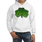 Irish Shamrock Shamrock Hooded Sweatshirt