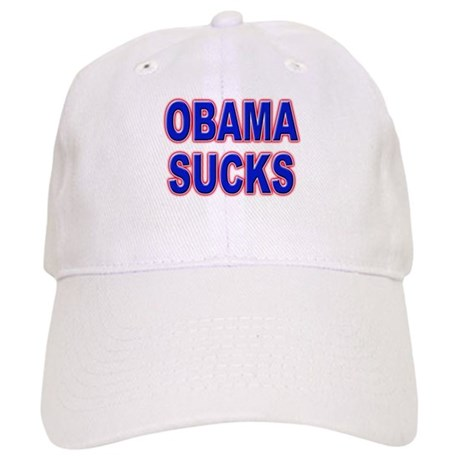 Obama Sucks Cap