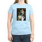 Ophelia / Collie (tri) Women's Light T-Shirt