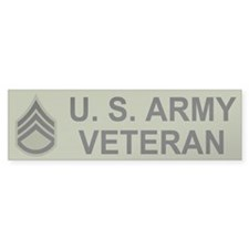 Staff Sergeant Bumper Sticker 1