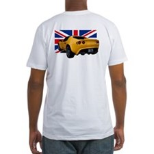 Yellow Elise UK Shirt