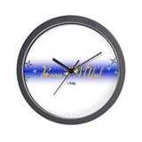 Unique Tau beta sigma Wall Clock