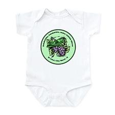 St Urhos Day Infant Bodysuit