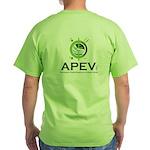 Green T-Shirt - APEV Energia Verde