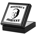 Heeeeere's Johnny Keepsake Box