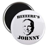 Heeeeere's Johnny Magnet