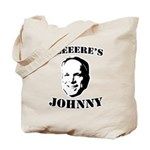 Heeeeere's Johnny Tote Bag