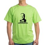 I've got a crush on John McCain Green T-Shirt