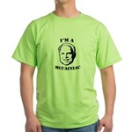 McCainiac Green T-Shirt