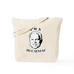 McCainiac Tote Bag