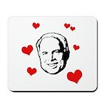 I heart McCain Mousepad