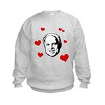 I heart McCain Kids Sweatshirt