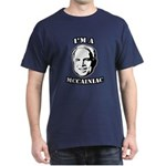 I'm a McCainiac Dark T-Shirt