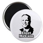 Elect McCain Magnet
