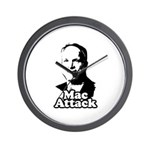 Mac attack Wall Clock