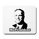 The McPresident Mousepad
