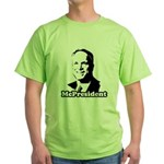 The McPresident Green T-Shirt