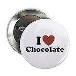 I love Chocolate Button