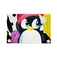 """Chilly & Bob"" Rectangle Magnet (10 pack)"